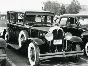 Pictured here is a 1929 Pontiac Oakland. The Oakland was manufactured between 1907 and 1931.  Image credit www.kitfoster.com  To read more about the Oakland, click here