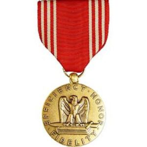 Image of the U. S. Army Good Conduct Medal
